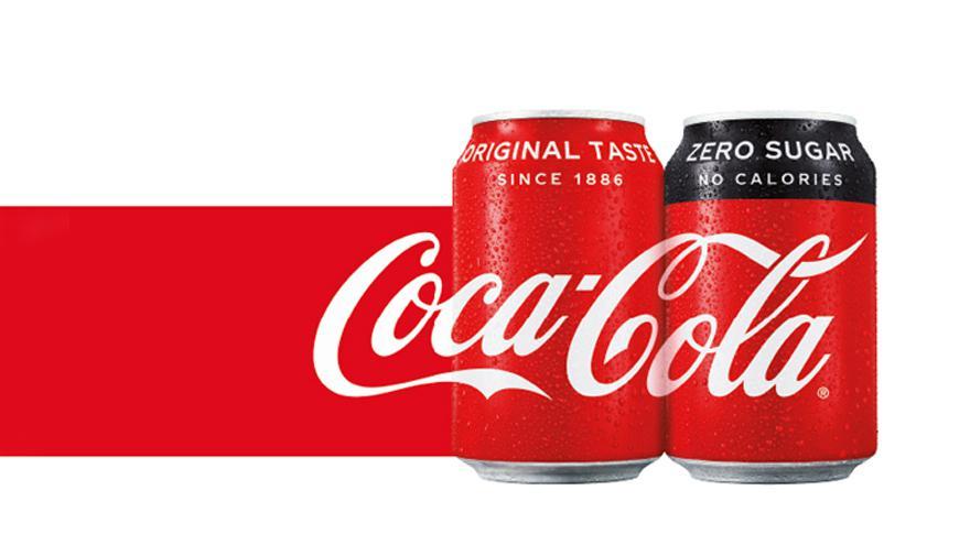 Coca-Cola le goût du temps T-shirt rouge